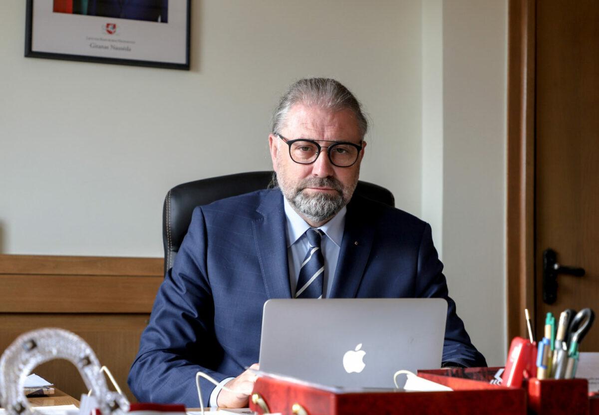 Panevėžio rajoną prisijungti prie Šv. Jokūbo kelio savivaldybių asociacijos pakvietęs jos prezidentas Panevėžio meras Rytis Račkauskas mano, jog toks kelias labai reikalingas Lietuvos regionams.