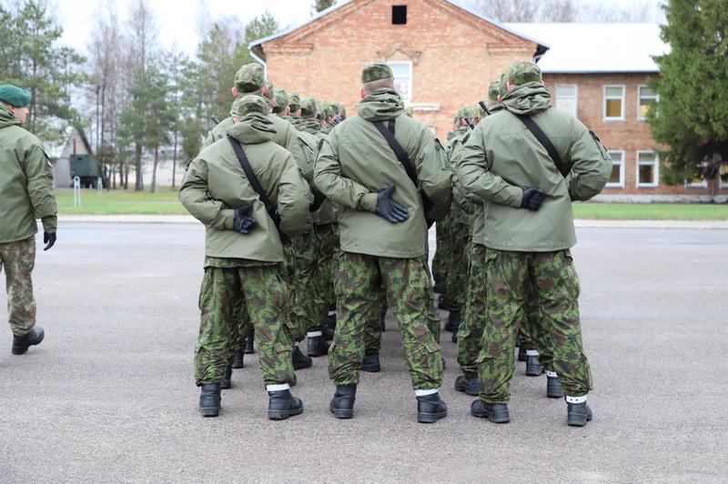 Šiuo metu Pajuostyje tarnauja apie 750 karių. I. STULGAITĖS-KRIUKIENĖS nuotr.
