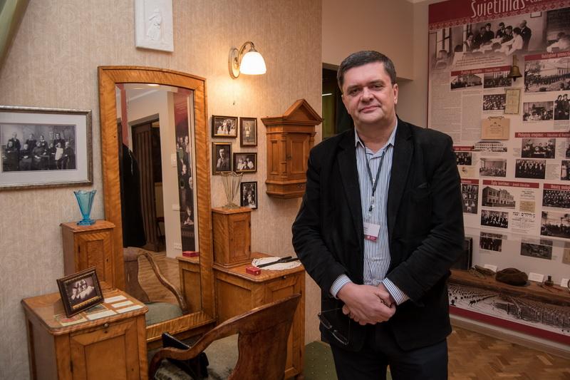 Daktaro Arūno Astramsko teigimu, faktiškai visose miesto gatvėse gyveno ir žydų, ir ne žydų. PB ARCHYVO nuotr..