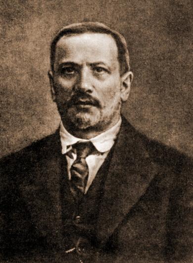 Panevėžietis advokatas, buvęs Rusijos valstybės dūmos deputatas Naftalis Fridmanas 1920-aisiais tapo Steigiamojo Seimo nariu. ARCHYVŲ nuotr.