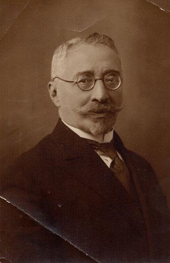Pirmasis žydų reikalų ministrai be portfelio Lietuvos vyriausybėje Jokūbas Vygodskis. ARCHYVŲ nuotr.