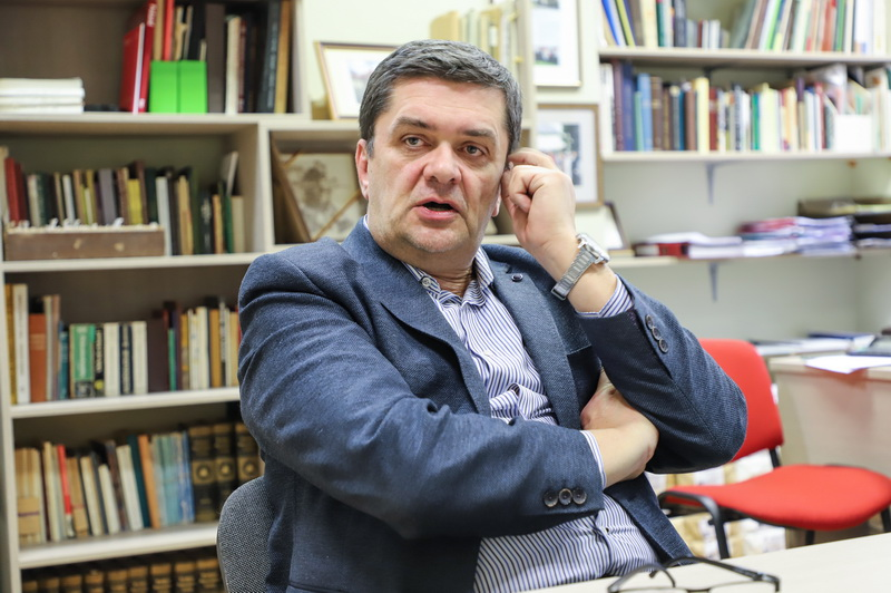 Pasak Panevėžio kraštotyros muziejaus direktoriaus daktaro Arūno Astramsko, žydų bendruomenė buvo daug labiau politiškai diferencijuota nei lietuvių, turėjo daugiau skirtingų partijų bei ideologinių krypčių. I. STULGAITĖS-KRIUKIENĖS nuotr.