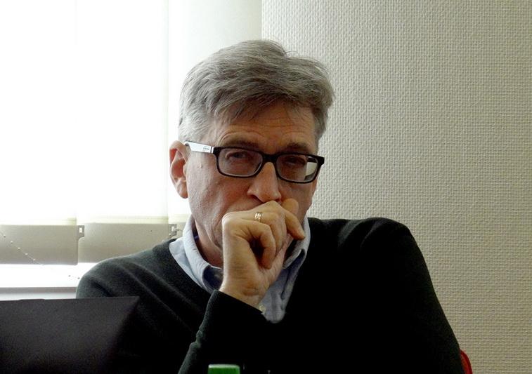 Klaipėdos universiteto profesorius Vygantas Vareikis. KU nuotr.