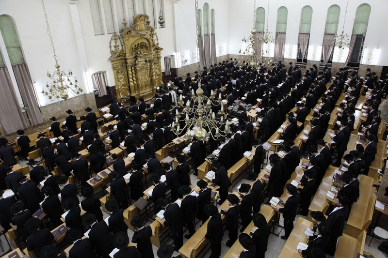 Panevėžio vardą turintis mokomasis kompleksas Bnei Brake, kuriame kasmet studijuoja apie įvairaus amžiaus 3 000 studentų, tarp pasaulio žydų turi tokią pat reputaciją, kaip prestižiškiausi planetos universitetai. PY nuotr.