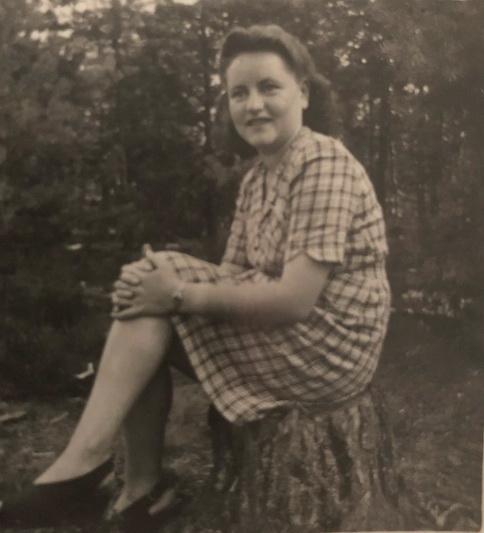 Judita Zakstein ryšys su jos gelbėtoju nenutrūko net kai suaugo, sukūrė savo šeima, sėkmingai įsikūrė Izraelyje. YAD VASHEM nuotr.