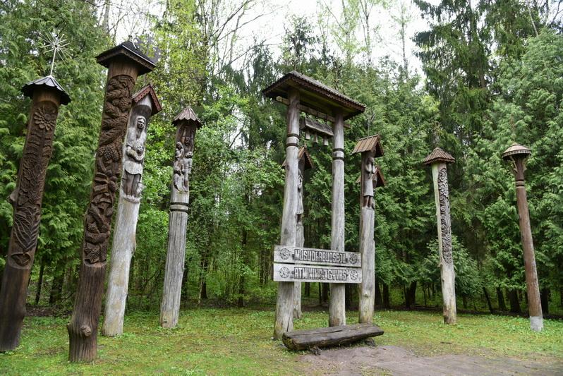 Nors išliko masinių kapaviečių Kaizerlingo miškelyje fotografijos, sukurtas memorialas, tiksli žydų ir kitų gyventojų šaudymų vieta čia dar laikoma nenustatyta. P. ŽIDONIO nuotr.