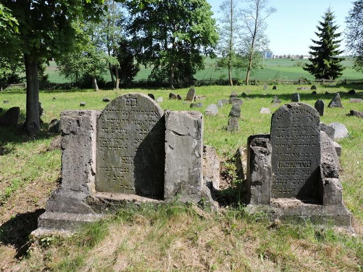 Pušaloto žydų kapinės – vienos iš nedaugelio, išlikusių Pasvalio krašte. G. BALČIŪNAIČIO nuotr.