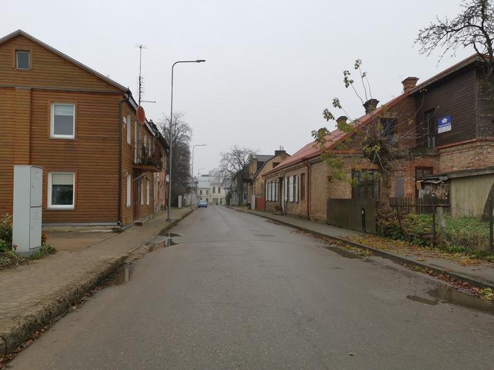 Š Mero gatvė. I. STULGAITĖS-KRIUKIENĖS nuotr.