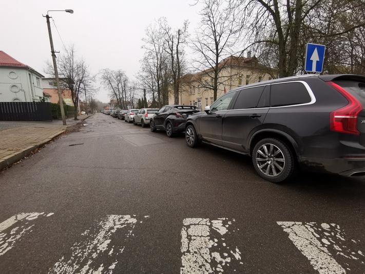 Topolių gatvė. I. STULGAITĖS-KRIUKIENĖS nuotr.