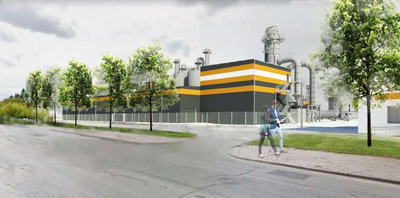 Į projektą Panevėžyje ketinama investuoti per 25 mln. eurų.