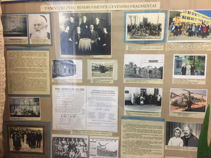 Miesto žydų paveldas kaupiamas ne tik popieriuje – bendruomenė rūpinasi ir jam priklausančiais pastatais, palaiko savo narius. PB ARCHYVŲ nuotr.