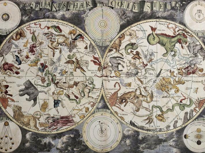 Šiuolaikinis Zodiakas išliko beveik nepasikeitęs nuo viduramžių laikų. PB ARCHYVO nuotr.