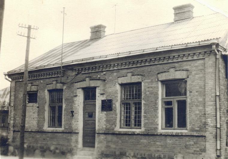 Sovietmečiu Panevėžyje archyvas veikė A. Domaševičiaus – dabar A. Smetonos gatvėje. ŠIAULIŲ REGIONINIO VALSTYBĖS ARCHYVO PANEVĖŽIO FILIALO SKAITMENINIŲ NUOTRAUKŲ RINKINIO nuotr.