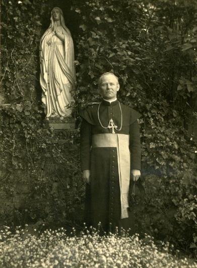 Vyskupas Kazimieras Paltarokas 1928 metais. PVKA nuotr.