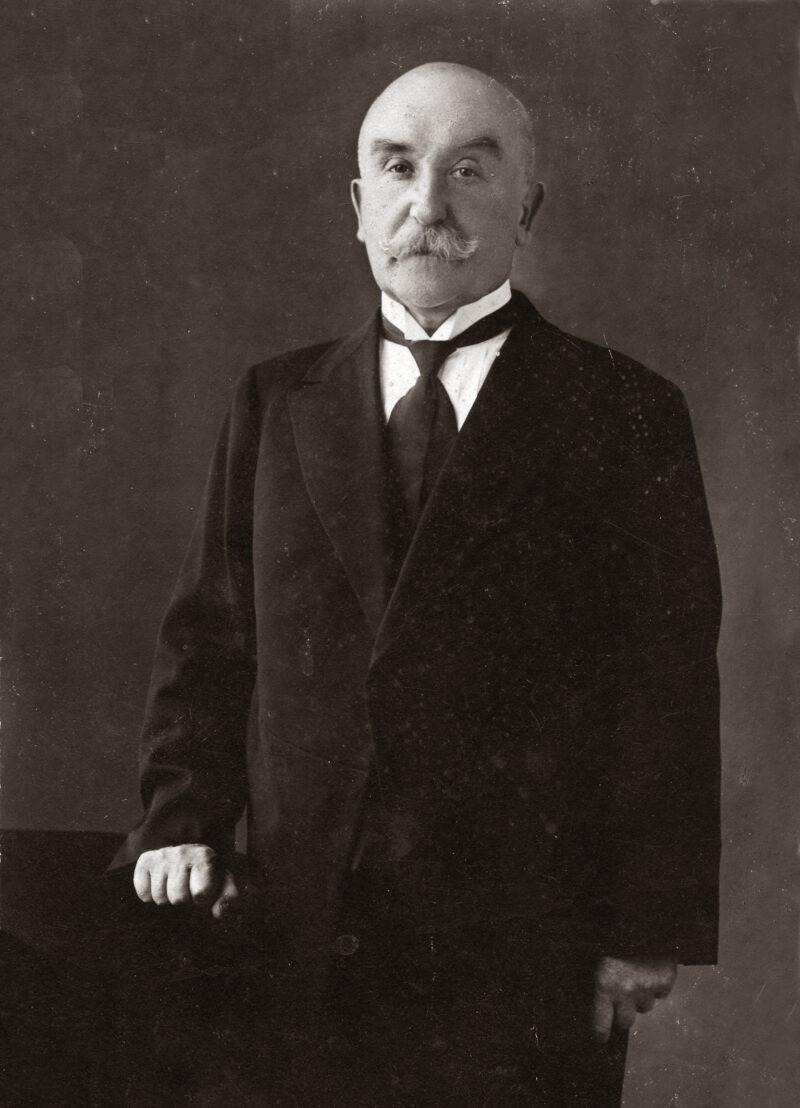 Jonas Moigis, 1926 m. PANEVĖŽIO KRAŠTOTYROS MUZIEJAUS FONDO nuotr.