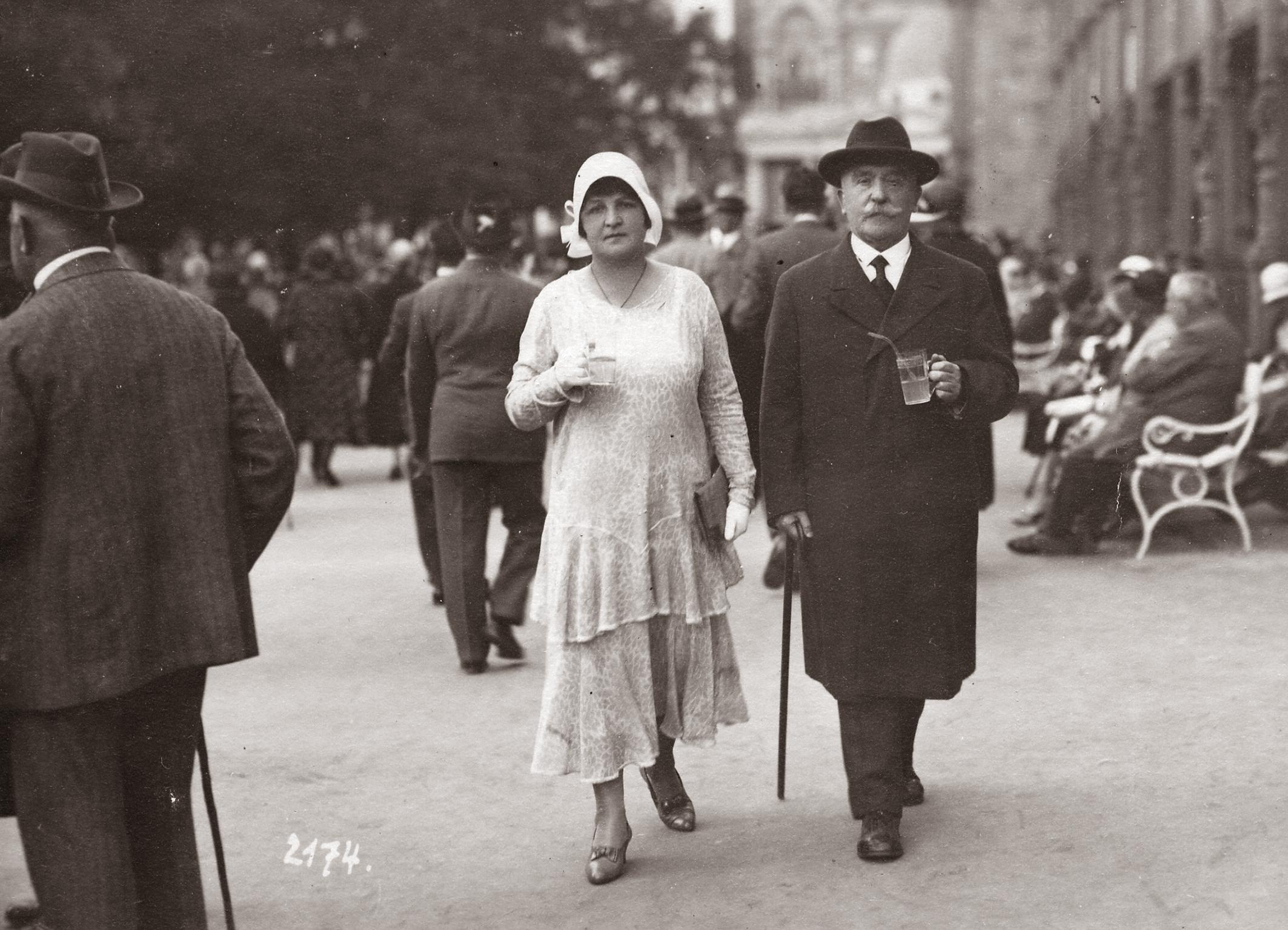 Karolina ir Jonas Moigiai, 1930 m. PANEVĖŽIO KRAŠTOTYROS MUZIEJAUS FONDO nuotr.