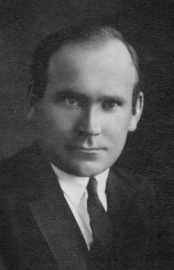 Panevėžio berniukų gimnazijos direktorius Petras Būtėnas nacių okupacijos metais. PANEVĖŽIO KRAŠTOTYROS MUZIEJAUS nuotr.