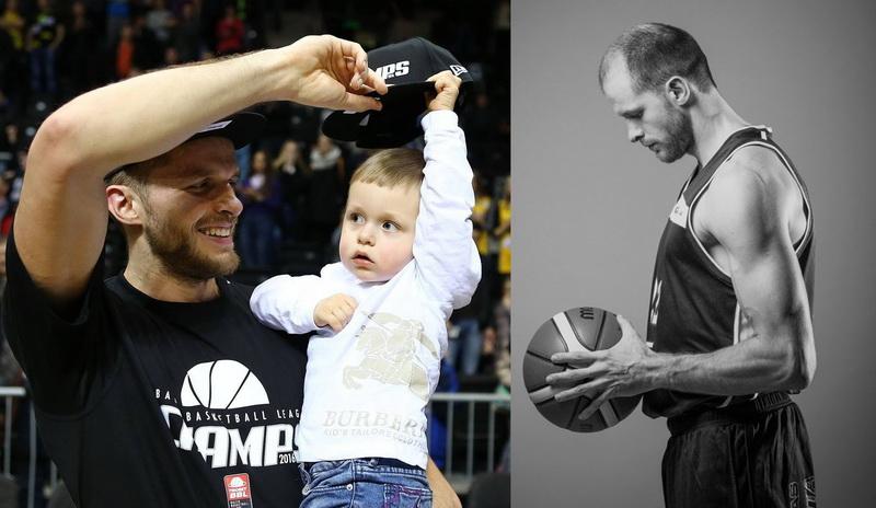 Trenerio įpėdiniai: sūnus Gintariukas, prieš dvejus metus baigęs sportinę karjerą, ir anūkas Gintarėlis. ASMENINIO ALBUMO nuotr.