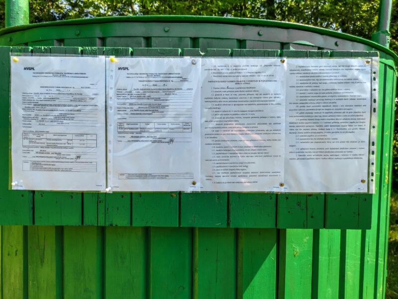Dėl šiuo metu miestui priklausančio paplūdimio Piniavoje kadaise miesto ir rajono savivaldybės netgi kovėsi teisme. I. STULGAITĖS-KRIUKIENĖS nuotr.