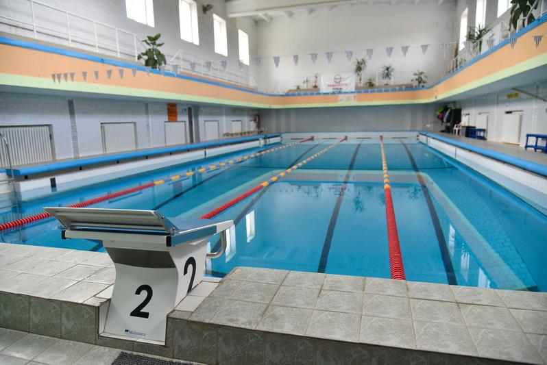 Šią savaitę išduotas leidimas modernaus, olimpinius standartus atitinkančio baseino statyboms. Savivaldybė viliasi rangos sutartį pasirašyti dar šį rudenį. P. ŽIDONIO nuotr.
