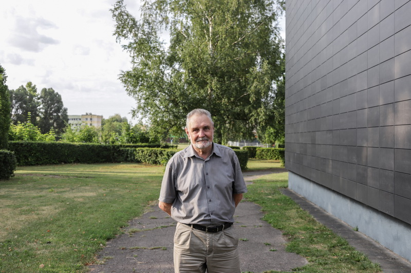 Būti miesto architektu sovietmečiu Jonui Nebilevičiui reiškė ištisą kovą su centrine valdžia. I. STULGAITĖS-KRIUKIENĖS nuotr.