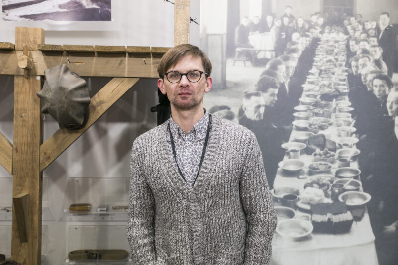 Donato Juzėno teigimu, Lietuvos ypatingasis archyvas vykdo ypatingą projektą – kuria elektroninį partizanų archyvą. V. BULAIČIO nuotr.