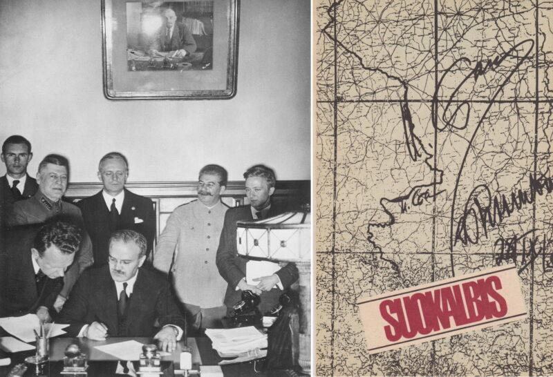 Viliaus Kavaliausko manymu, Nepriklausomybės atkūrimo išvakarėse Lietuvai buvo be galo svarbu įrodyti Ribentropo-Molotovo paktą buvus slaptu Stalino ir Hitlerio suokalbiu. LCVA, V. KAVALIAUSKO ARCHYVO nuotr.
