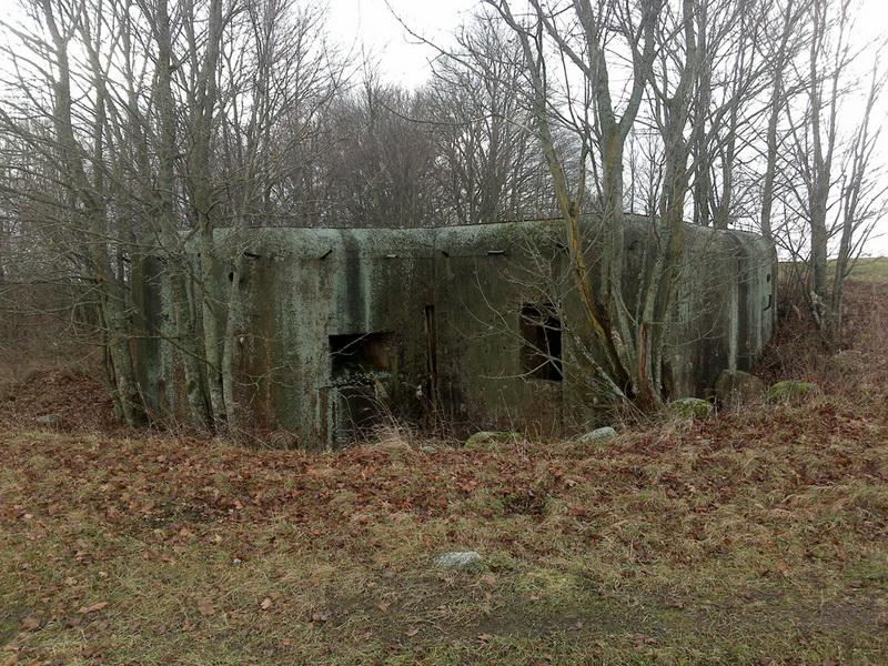 Molotovo linijos bunkeriai Lietuvoje. ARCHYVŲ nuotr.