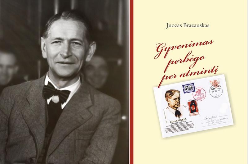 Balys Sruoga, 1946-ieji. CENTRINIO VALSTYBĖS ARCHYVO nuotr.