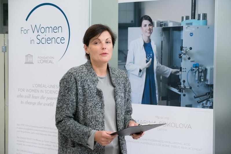 Lietuvos nacionalinės UNESCO komisijos sekretoriato komunikacijos programų vadovė Miglė Mašanauskienė. VU Gyvybės mokslų centro nuotr.
