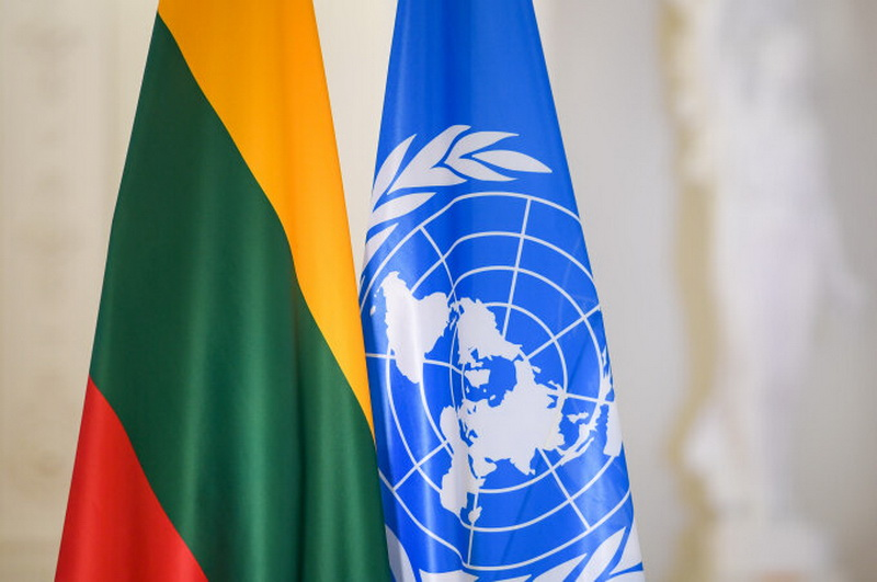 Spalio 7 dieną minima 30-ųjų Lietuvos narystės UNESCO metų sukaktis. LR PREZIDENTŪROS nuotr.